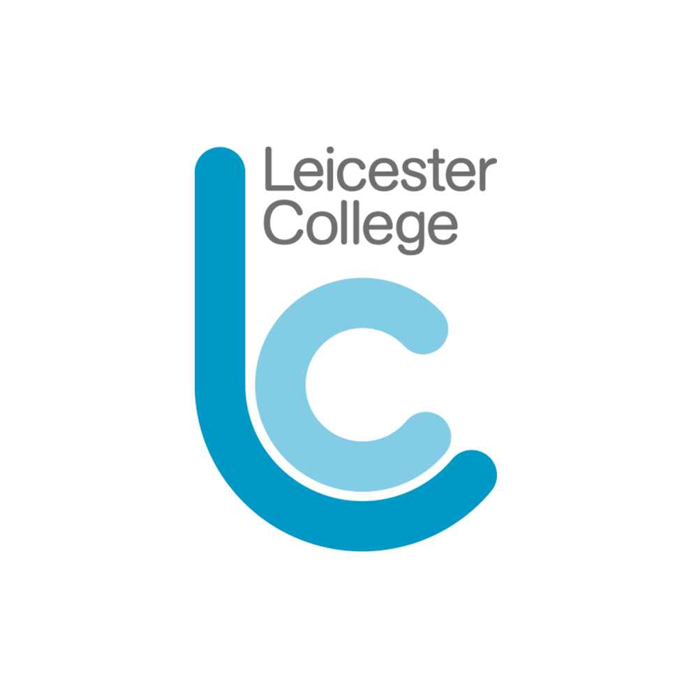 Leicester College graphic