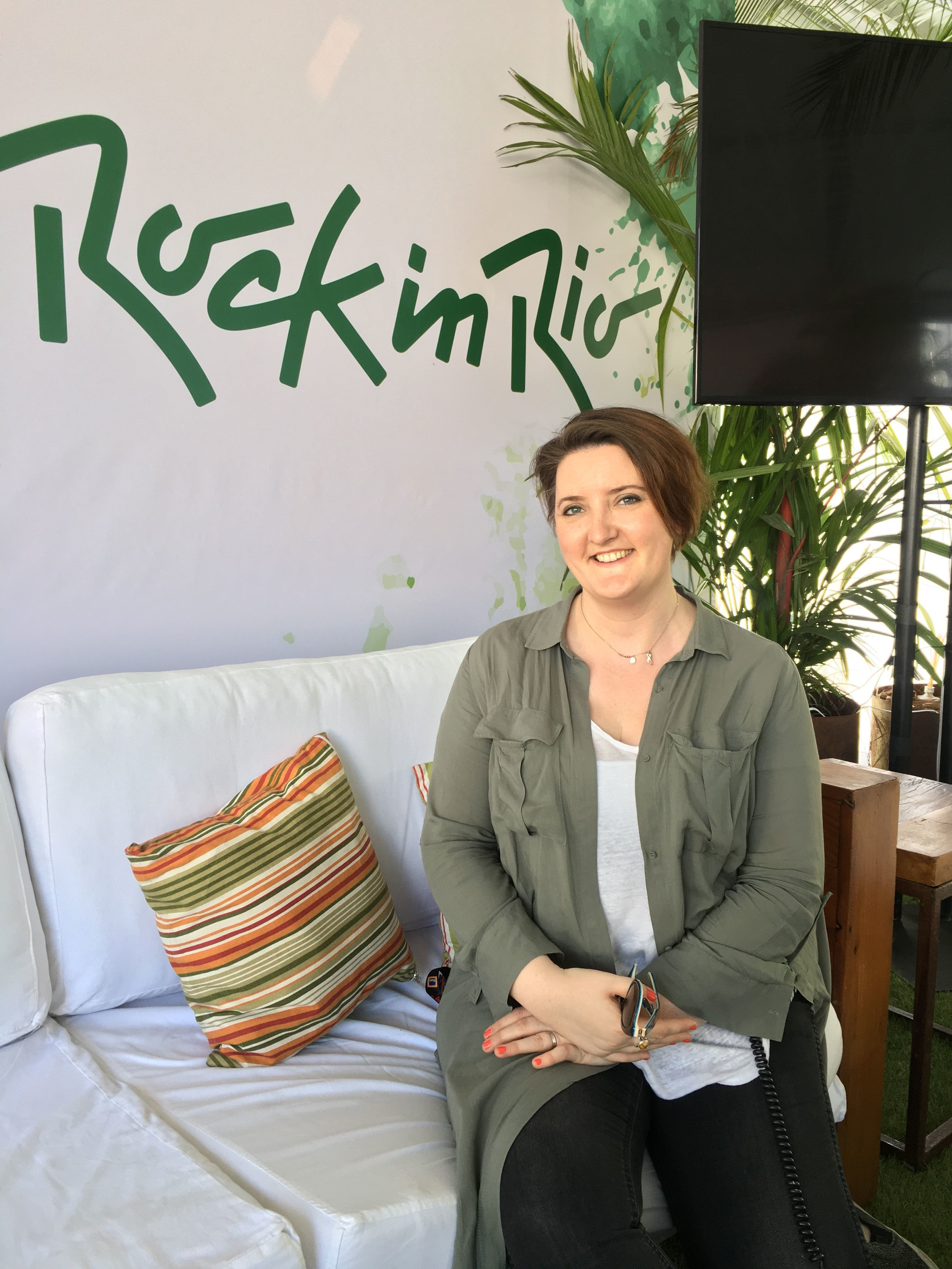 Image of Hannah Kinkade smiling