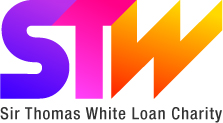 Logo of Sir Thomas White charity