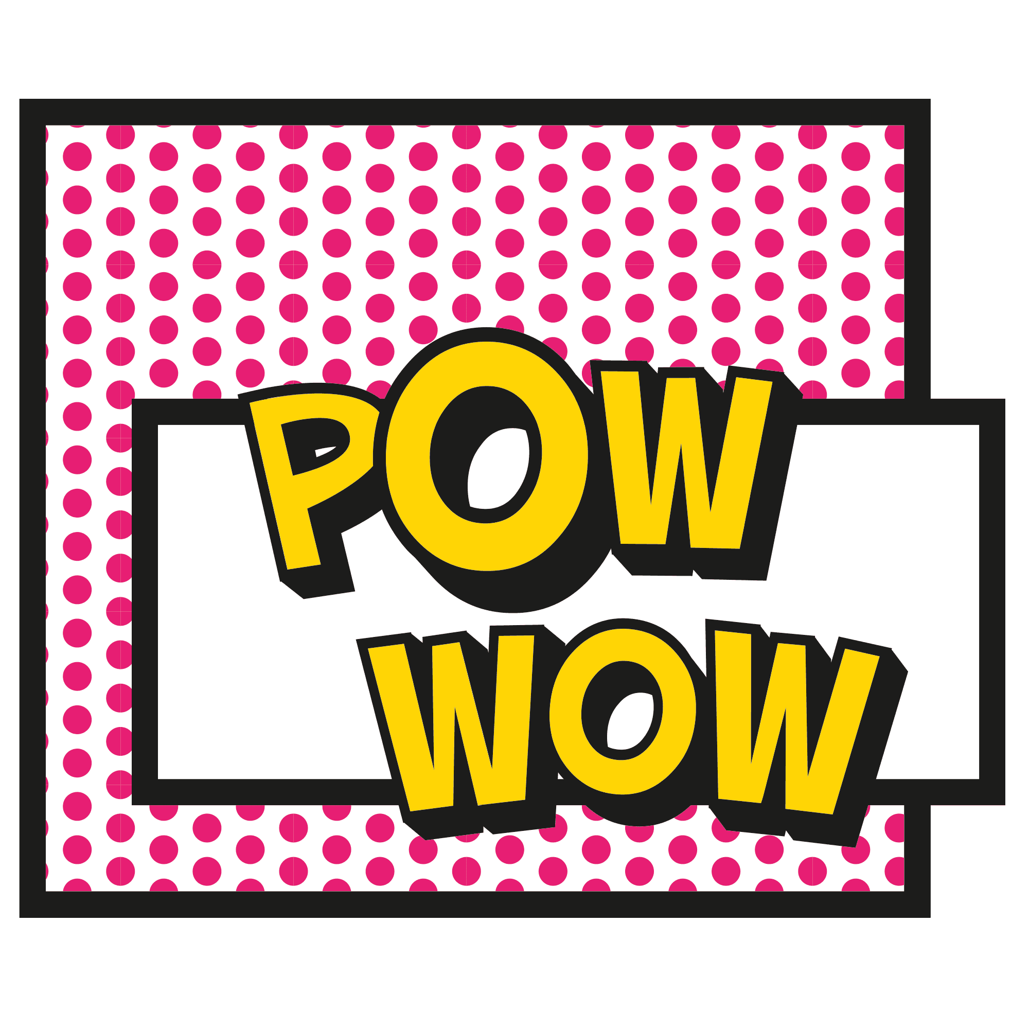 Logo of Pow Wow Loughborough